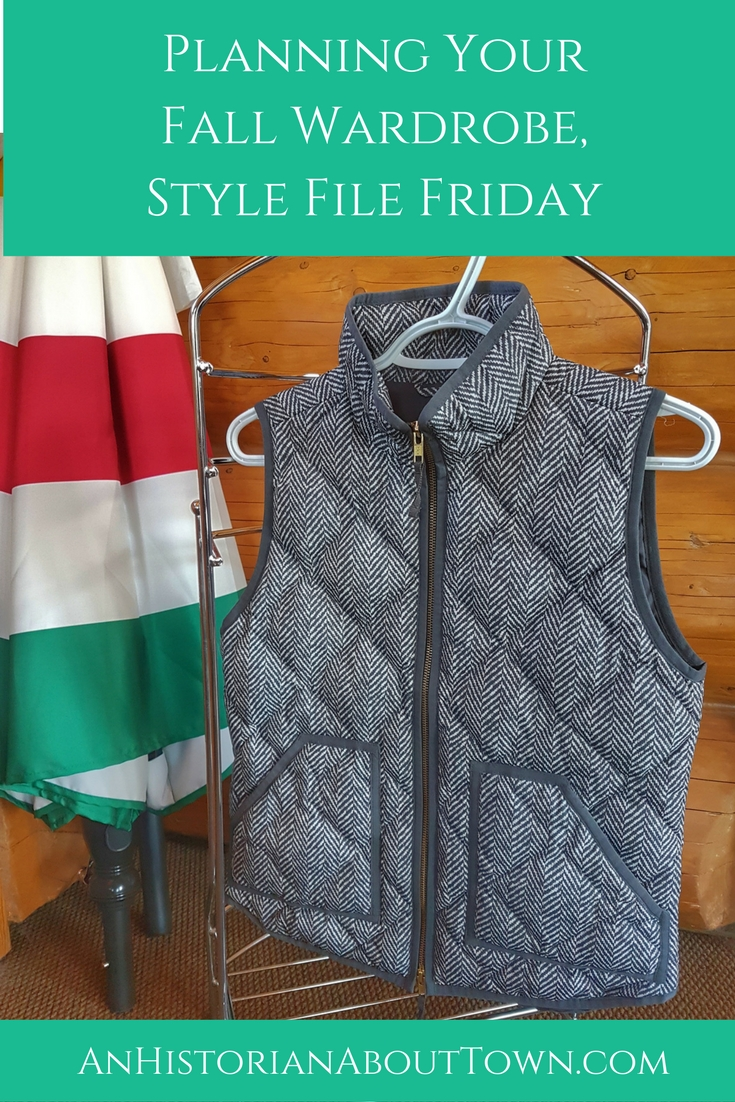 Planning Your Fall Wardrobe,Style Saturday