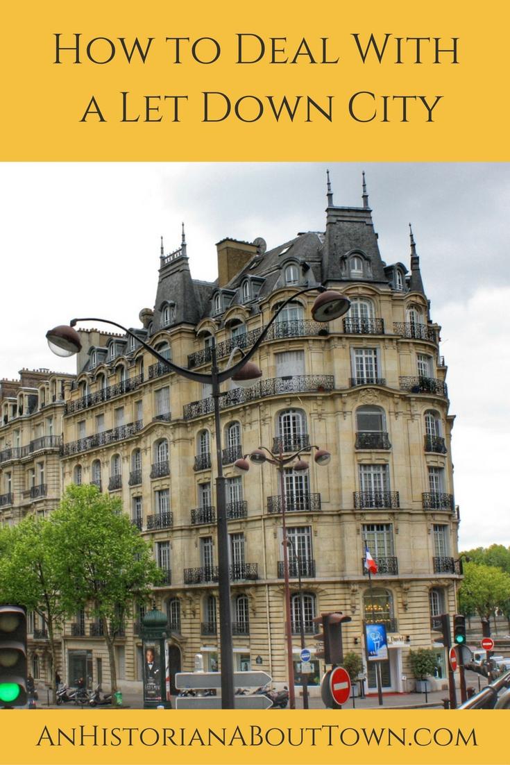 Let Down City Paris