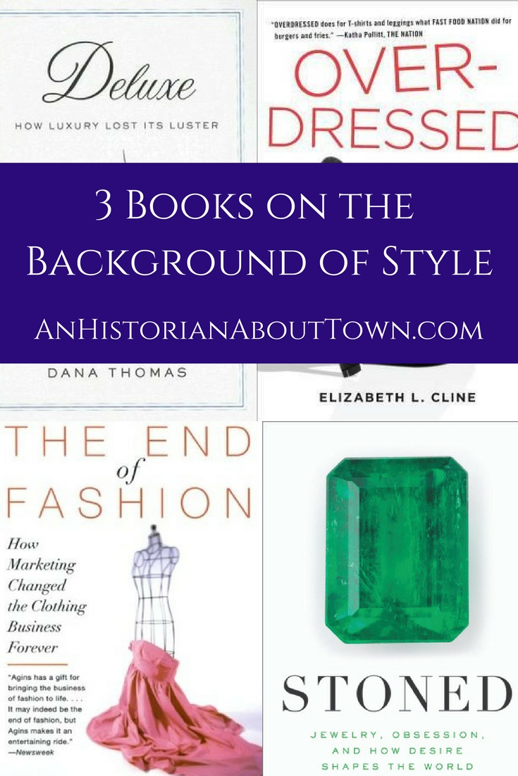 3 Books on the Background of Style