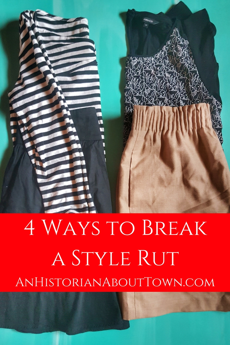 4 Ways to Breaka Style Rut