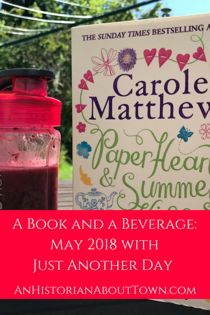 A Book and a Beverage__May 2018 with Just Another Day