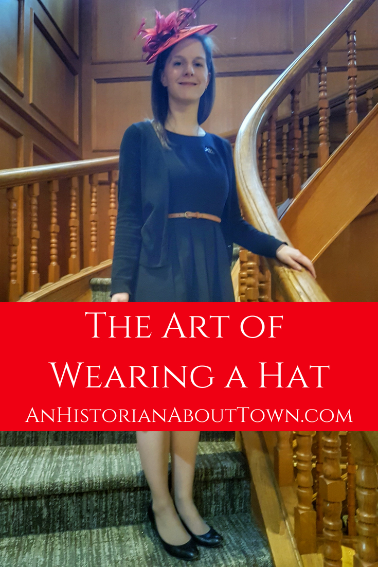 The Art of Wearing a Hat (1)