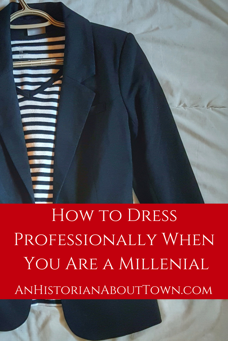 How to Dress Professionally When You Are a Millenial